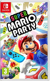Super Mario Party (Importación inglesa)