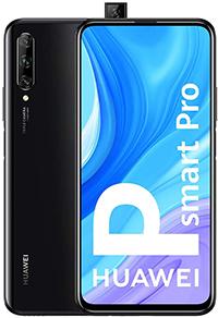HUAWEI P Smart Pro - Smartphone con Pantalla Ultra FullView FHD+ de 6.59 pulgadas (6GB de RAM + 128GB de ROM, Triple Cámara IA de 48MP, 4000 mAh, Android 9) Color Negro