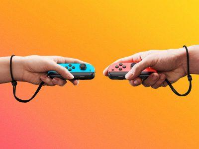 Nintendo Switch multiplayer