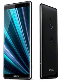 Sony Xperia XZ3 - Smartphone de 6 pulgadas QHD+ HDR 18:9 OLED (Snapdragon 845, 4 GB de RAM, Memoria Interna de 64 GB, cámara de 19 MP, Android), Color Negro