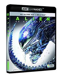 Alien: el octavo pasajero - 4k UHD + Blu-ray