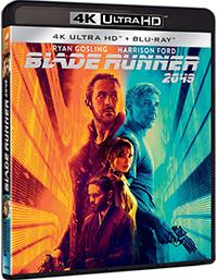 Blade Runner 2049 - 4k UHD + Blu-ray