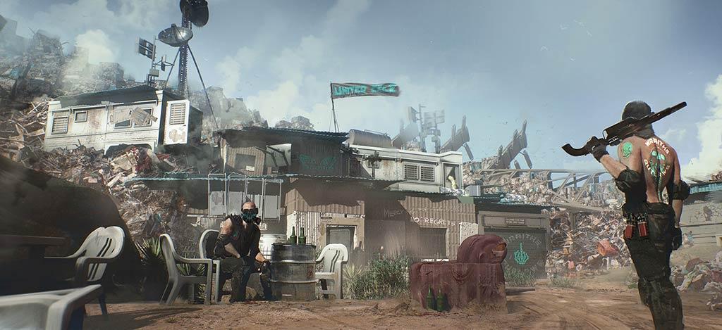 Cyberpunk 2077 - Nomads