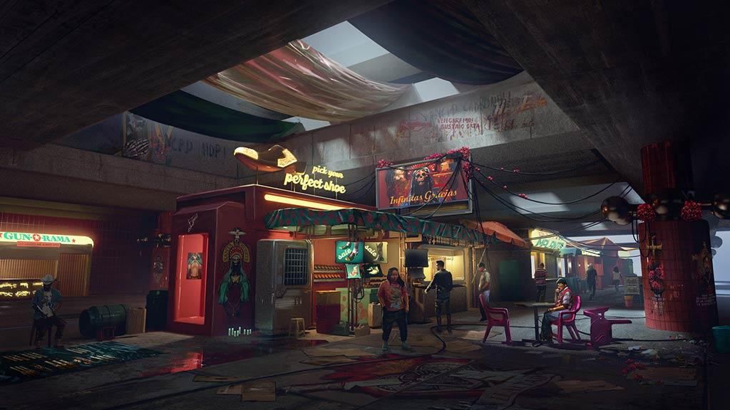Cyberpunk 2077 - Street Kids