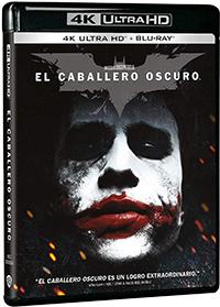 El Caballero Oscuro - 4K UHD + Blu-ray