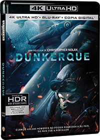 Dunkerque - 4k UHD + Blu-ray + Copia digital