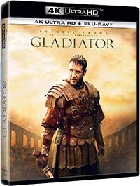 Gladiator - 4k UHD + Blu-Ray