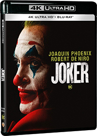 Joker - 4k UHD + Blu-ray