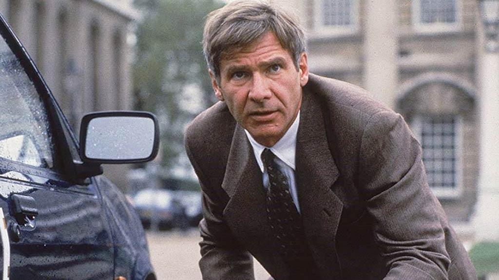 Harrison Ford en 'Juego de patriotas'