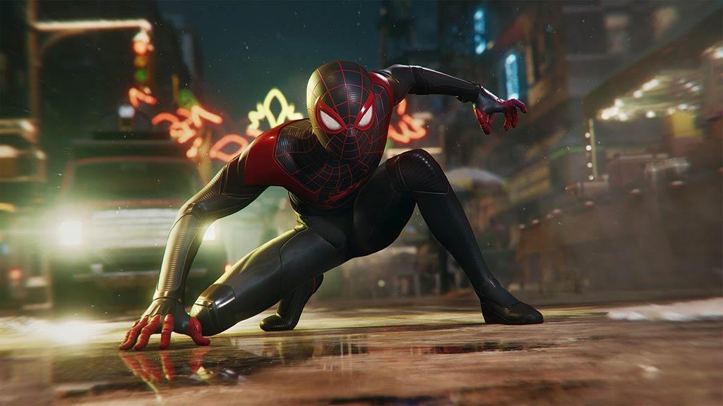 Spiderman: Miles Morales