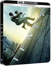 Tenet - 4k UHD + Blu-ray