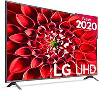 LG 75UN85006LA - Smart TV 4K UHD 189 cm (75 pulgadas) con Inteligencia Artificial, Procesador Inteligente α7 Gen3, Deep Learning, 100% HDR, Dolby Vision/ATMOS (Clase de eficiencia energética A)