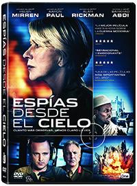 Espías desde el cielo (DVD)