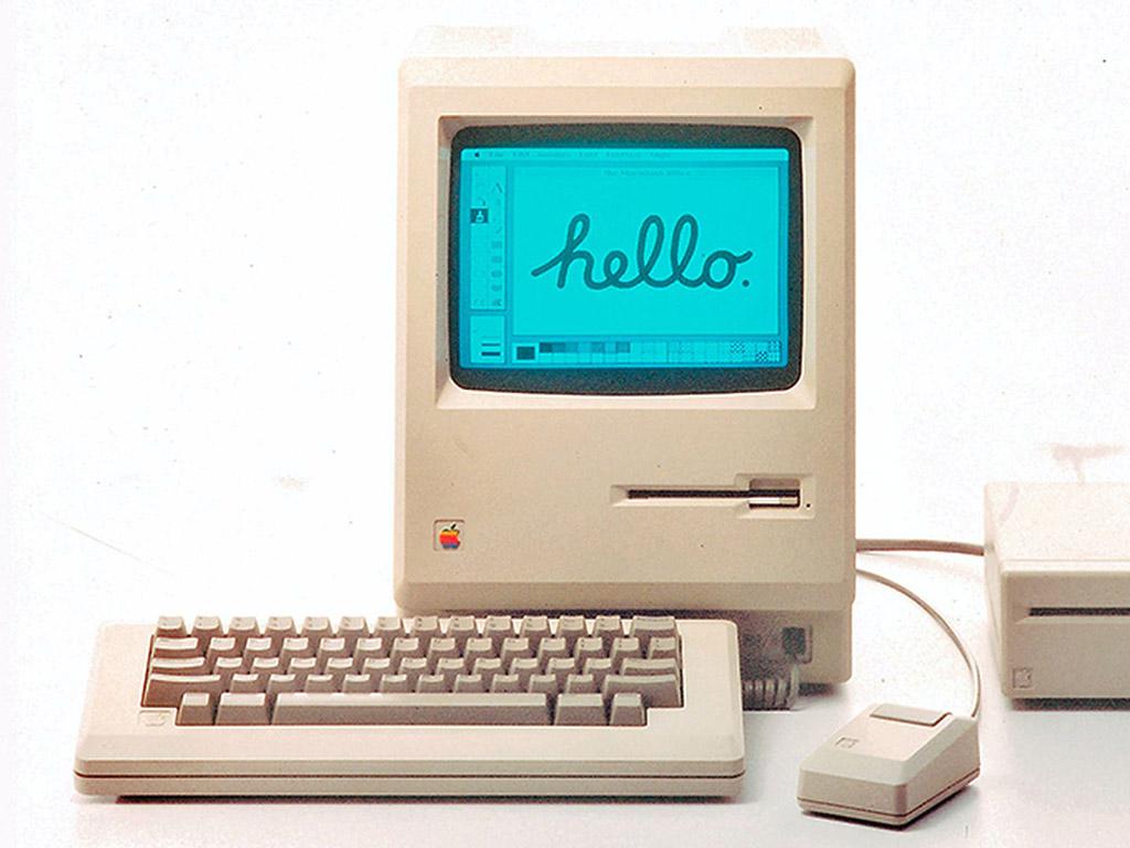 Macintosh - 1984