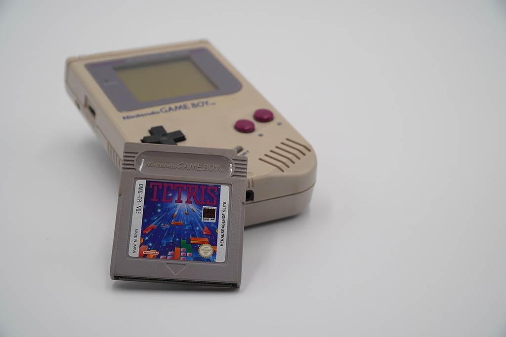 Tetris para Game Boy
